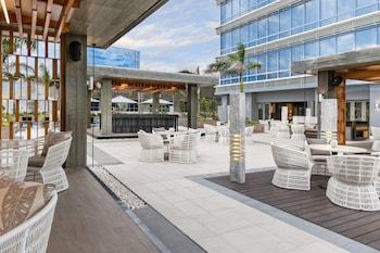 COURTYARD BY MARRIOTT ILOILO Terrace/Patio