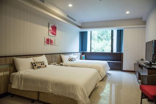 Issmy Hotel Spring Resort, Yilan
