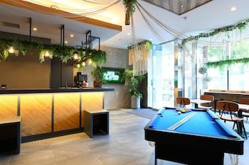 ICI HOTEL UENO SHIN OKACHIMACHI BY RELIEF Lobby