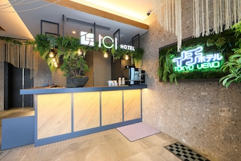 ICI HOTEL UENO SHIN OKACHIMACHI BY RELIEF Reception