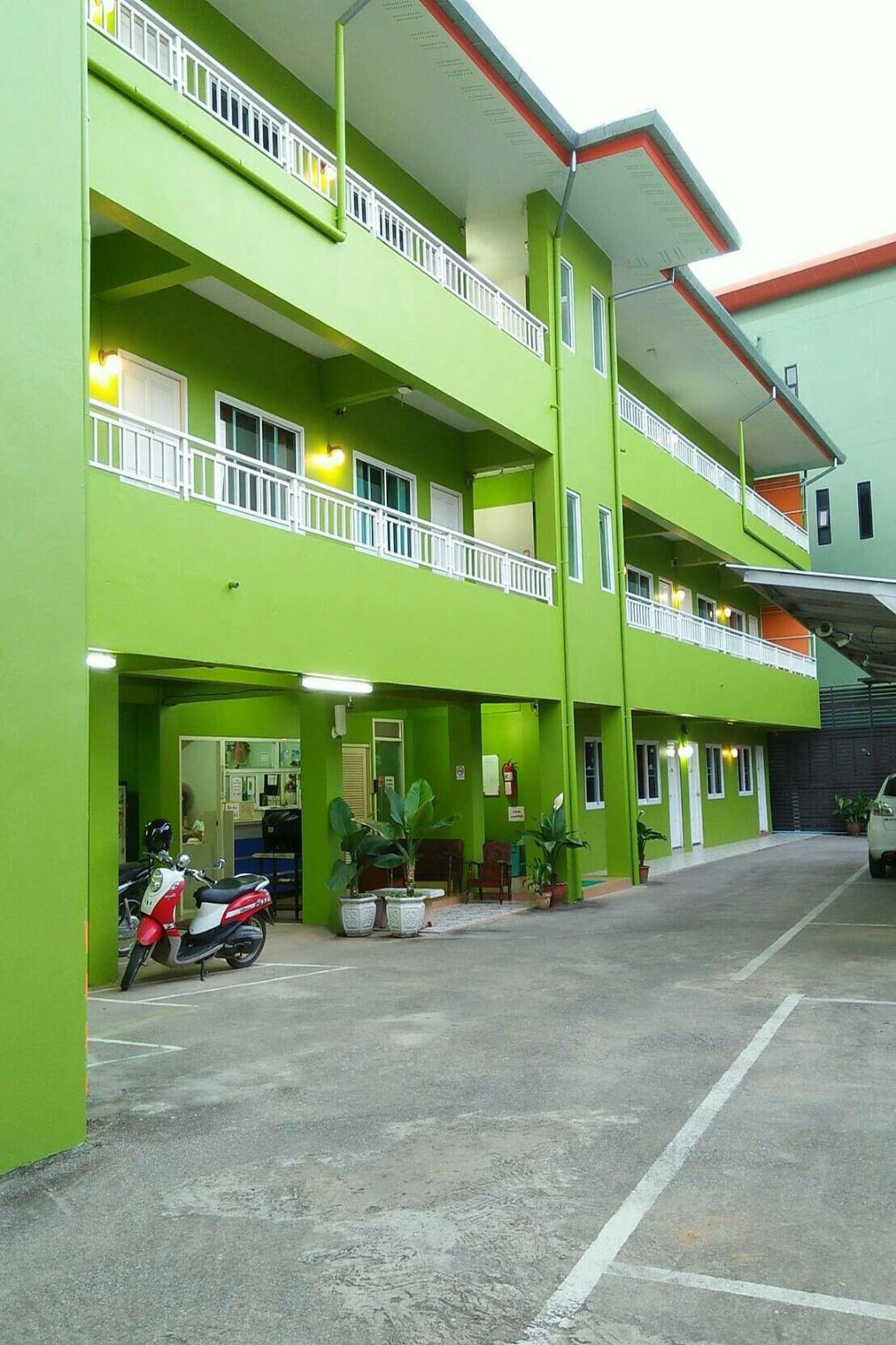 Ruankham Apartment @Mae Fah Luang University, Muang Chiang Rai
