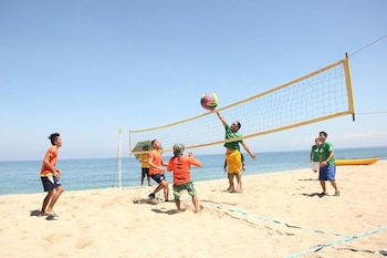 LA LUZ BEACH RESORT Sport Court