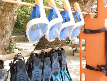 LA LUZ BEACH RESORT Equipment Storage