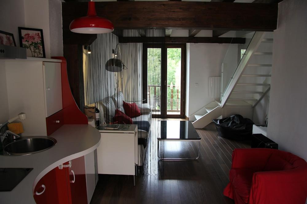 Apartamento Rural Lucanus Cervus Rascafria