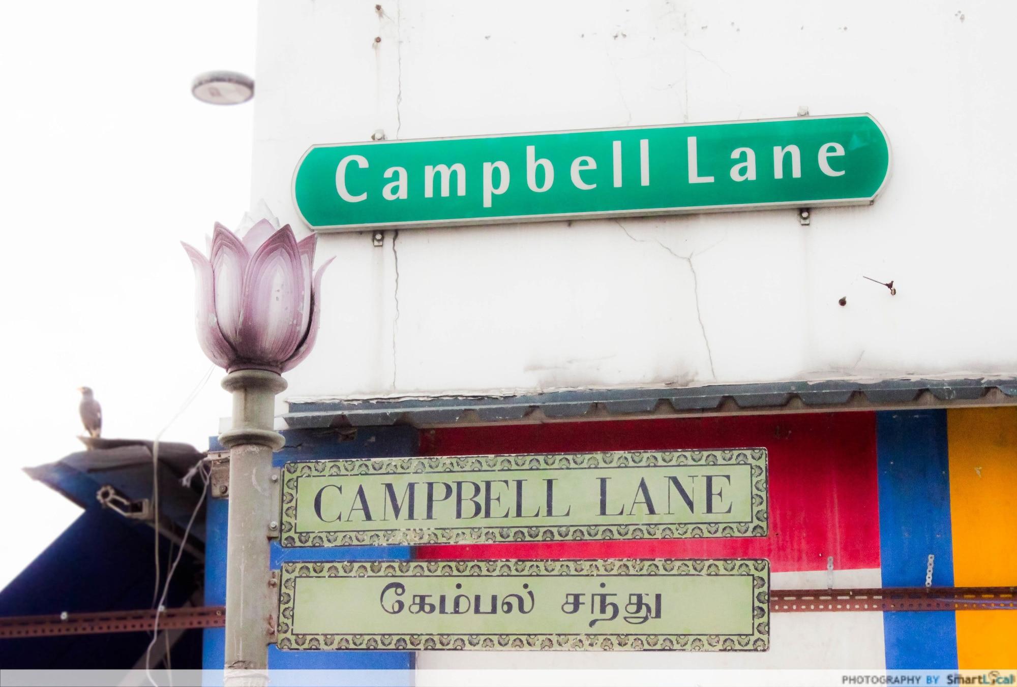 Campbell Inn - Hostel, Rochor