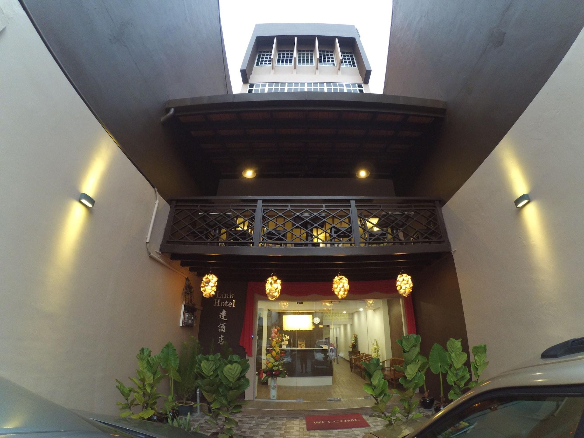 Link Hotel, Pulau Penang