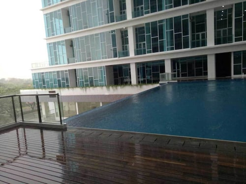1 BR at Brooklyn Apartment, Tangerang
