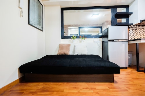 Modern Design 2 Bedrooms at Bassura City Apartment, East Jakarta