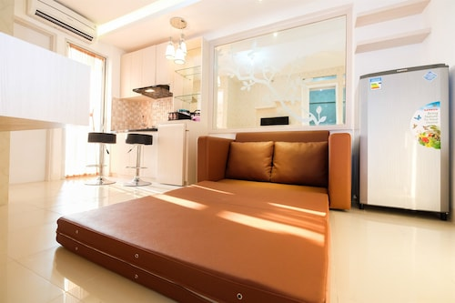 2 Bedrooms at Bassura City Apartment with Mall Access By Travelio, Jakarta Timur
