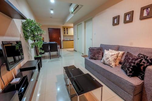 1 Bedroom Apartment Casa Grande Residence by Travelio, Jakarta Selatan
