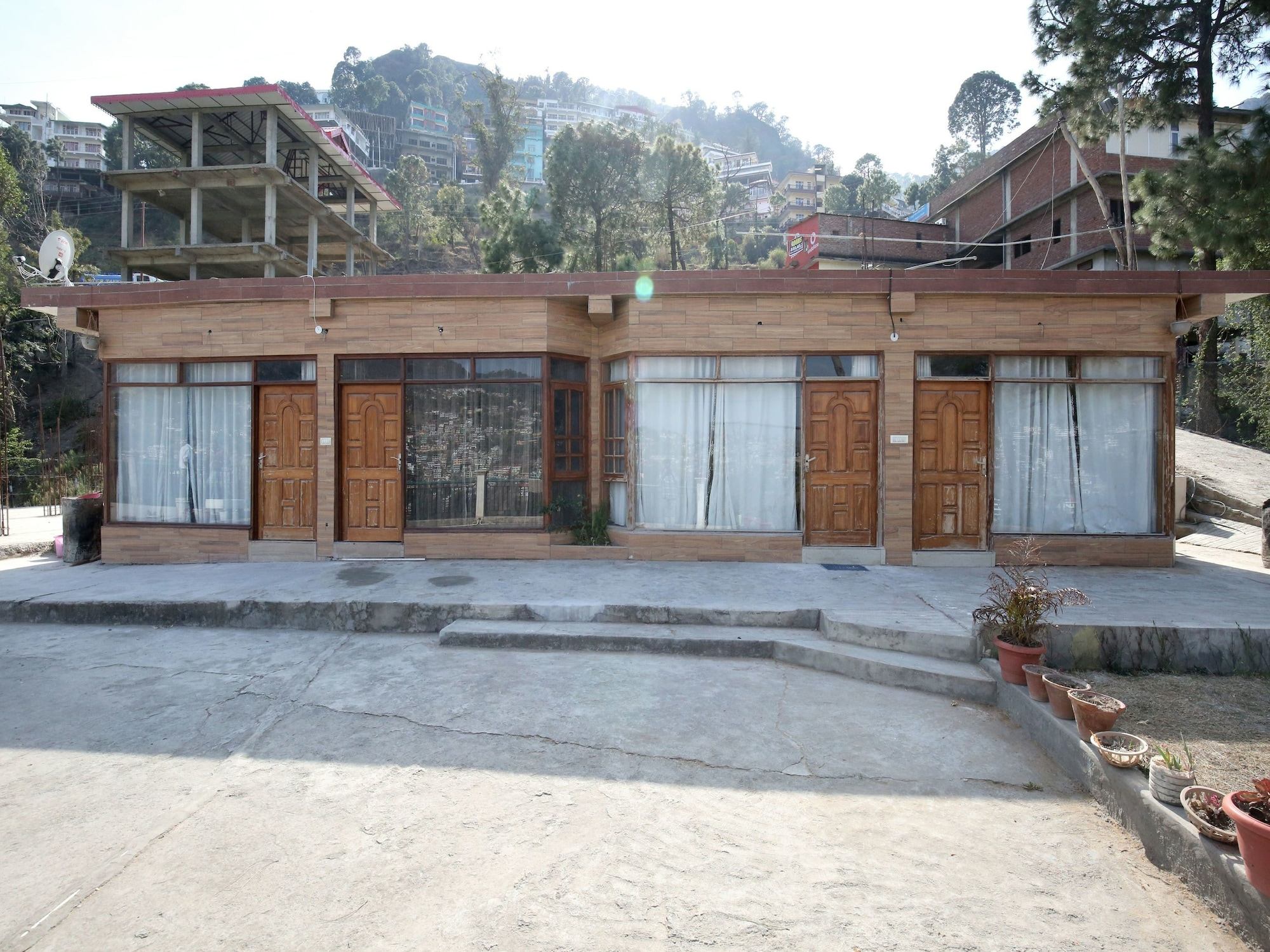 OYO 12485 Home Cosy Stay Aanji, Solan