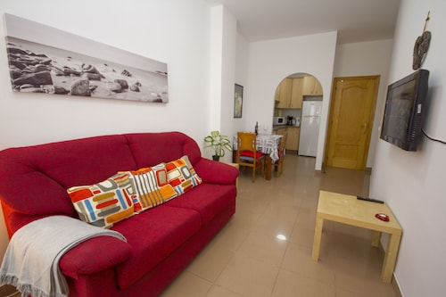 . Beach Apartment Mediterráneo Torrox Canovas