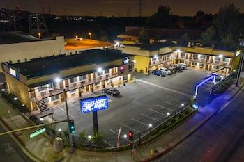 南艾爾蒙特星光旅館 Starlight Inn South El Monte