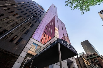 Exterior at Concorde Hotel New York in New York