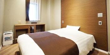 スタンダード ダブルルーム ダブルベッド 1 台 禁煙 (16 sqm) 12㎡ ホテルアベストグランデ岡山