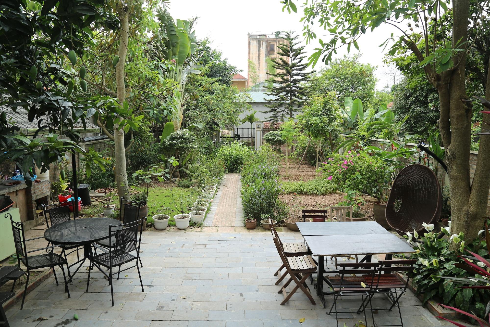 Maison Haily, Long Biên