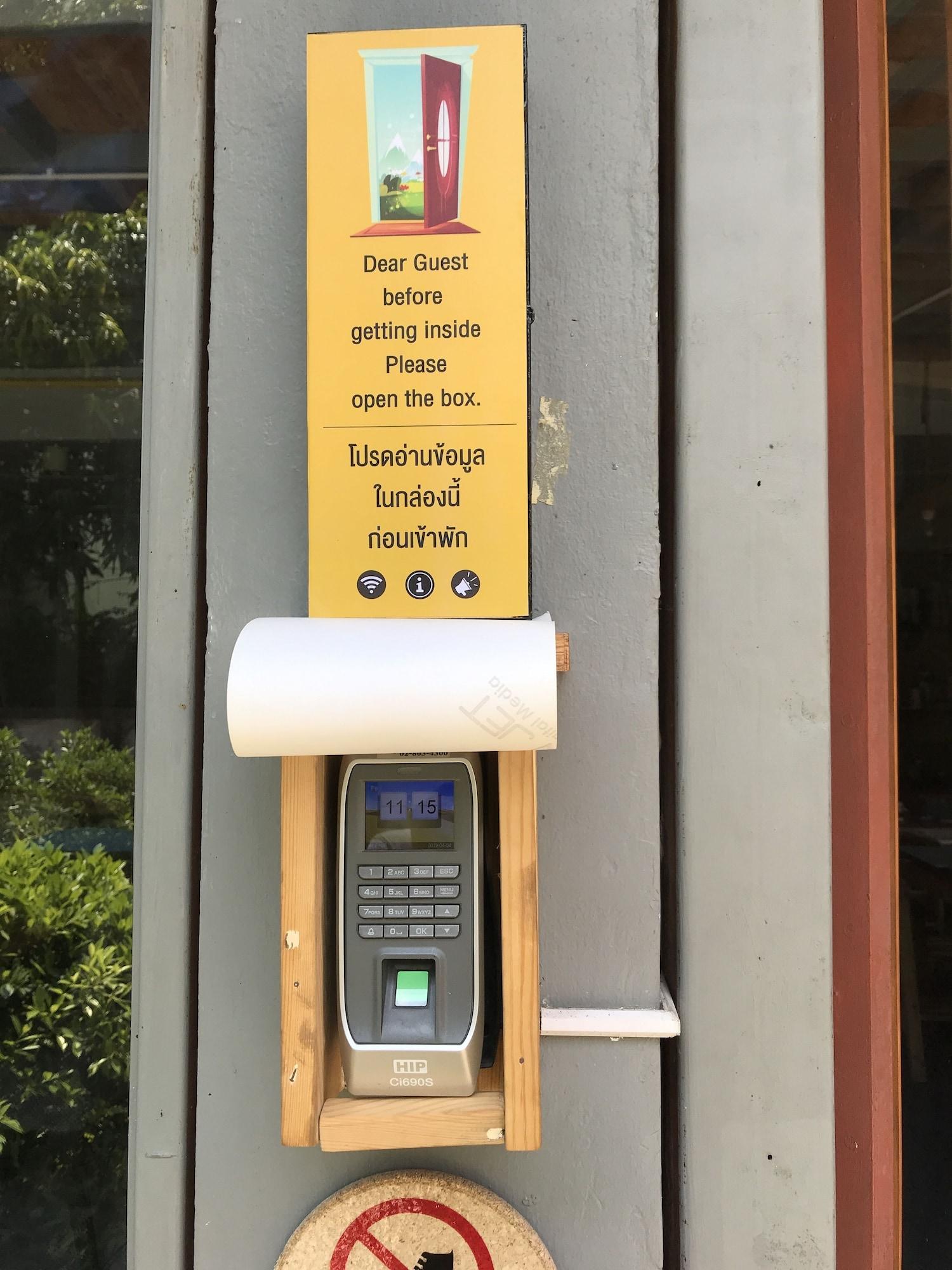 Nesuto Hostel & Cafe Ramkamhaeng 52, Bang Kapi