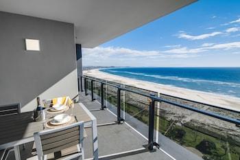 熱門基拉海灘渡假村 Iconic Kirra Beach Resort