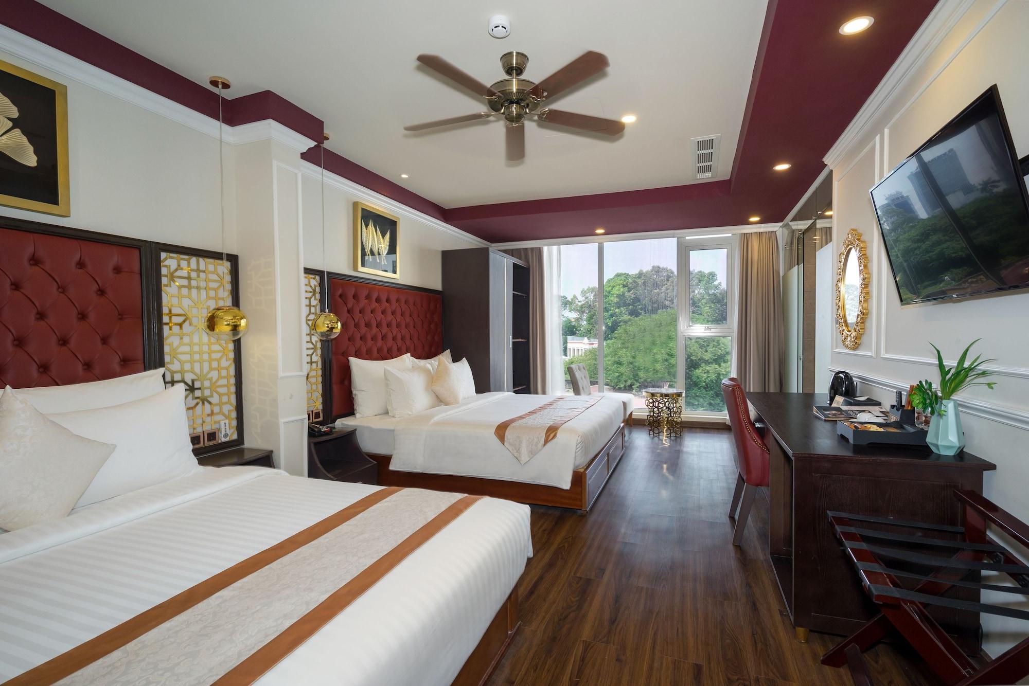 Cicilia Saigon Hotel & Spa, Quận 1