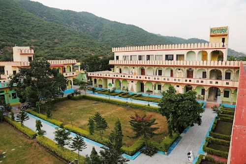 Hotel Pushkar Heritage, Ajmer