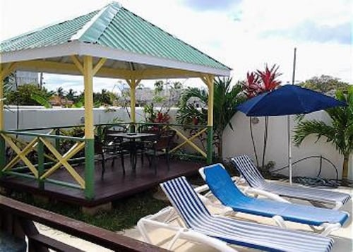 Barbados Sungold House Croton - One Bedroom Home,