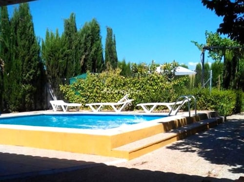 Villa With 3 Bedrooms in Chimeneas, With Wonderful Mountain View, Priv, Granada