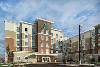 俄亥俄辛辛那提-中城希爾頓欣庭飯店 Homewood Suites by Hilton Cincinnati-Midtown, OH