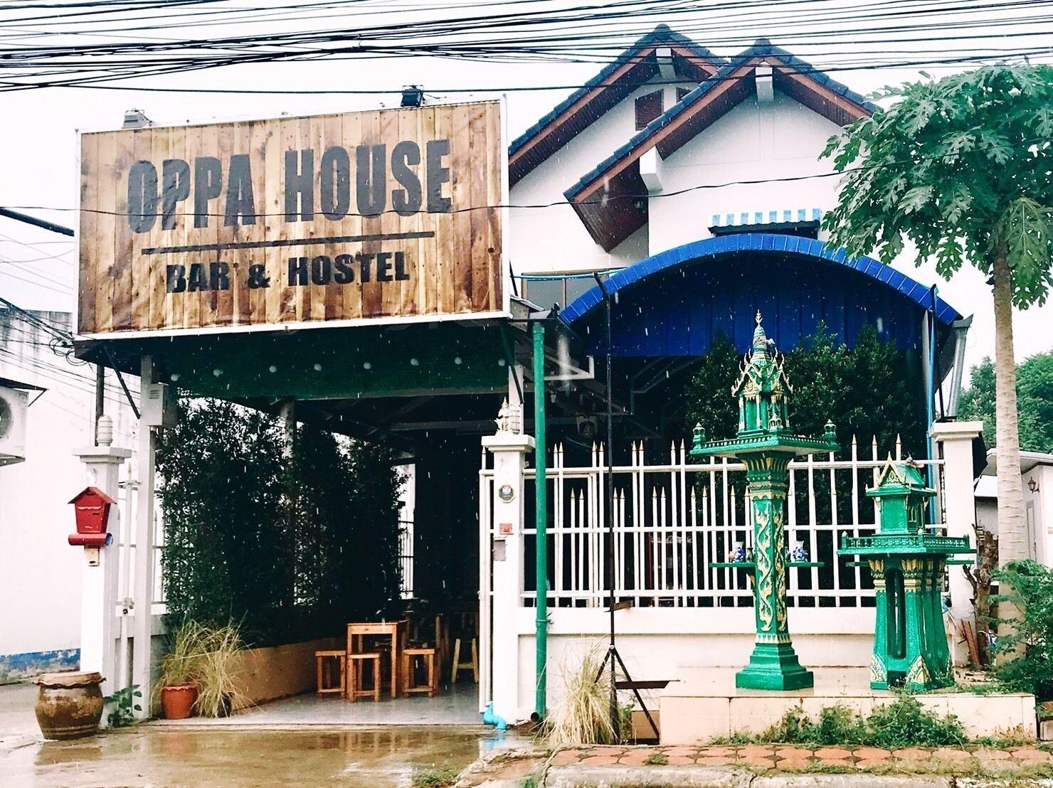 Oppa House Hostel - Adults Only, Muang Kanchanaburi