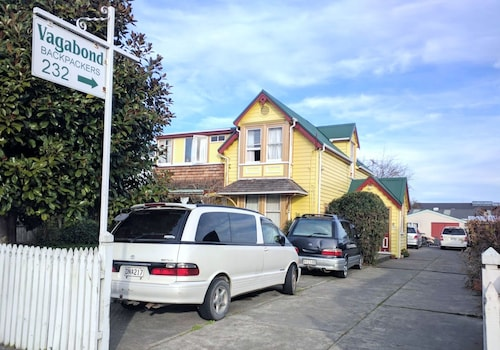 Vagabond Backpackers, Christchurch