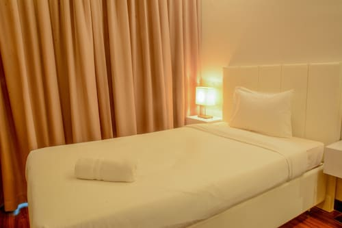 2 Bedrooms Loft Apartment at Satu8 Residence by Travelio, Jakarta Barat