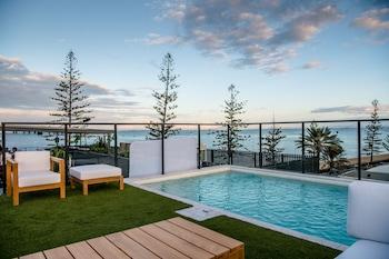 賽貝爾布里斯本瑪蓋特海灘飯店 The Sebel Brisbane Margate Beach