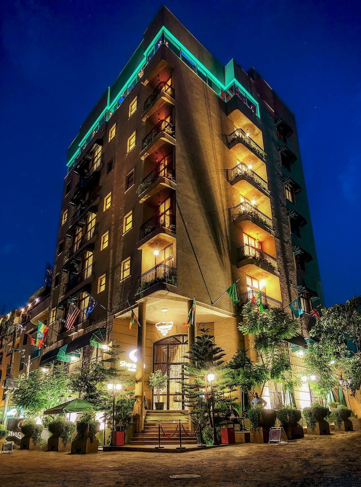 Sherar Addis Hotel | Addis Ababa | Jetstar Hotels Australia