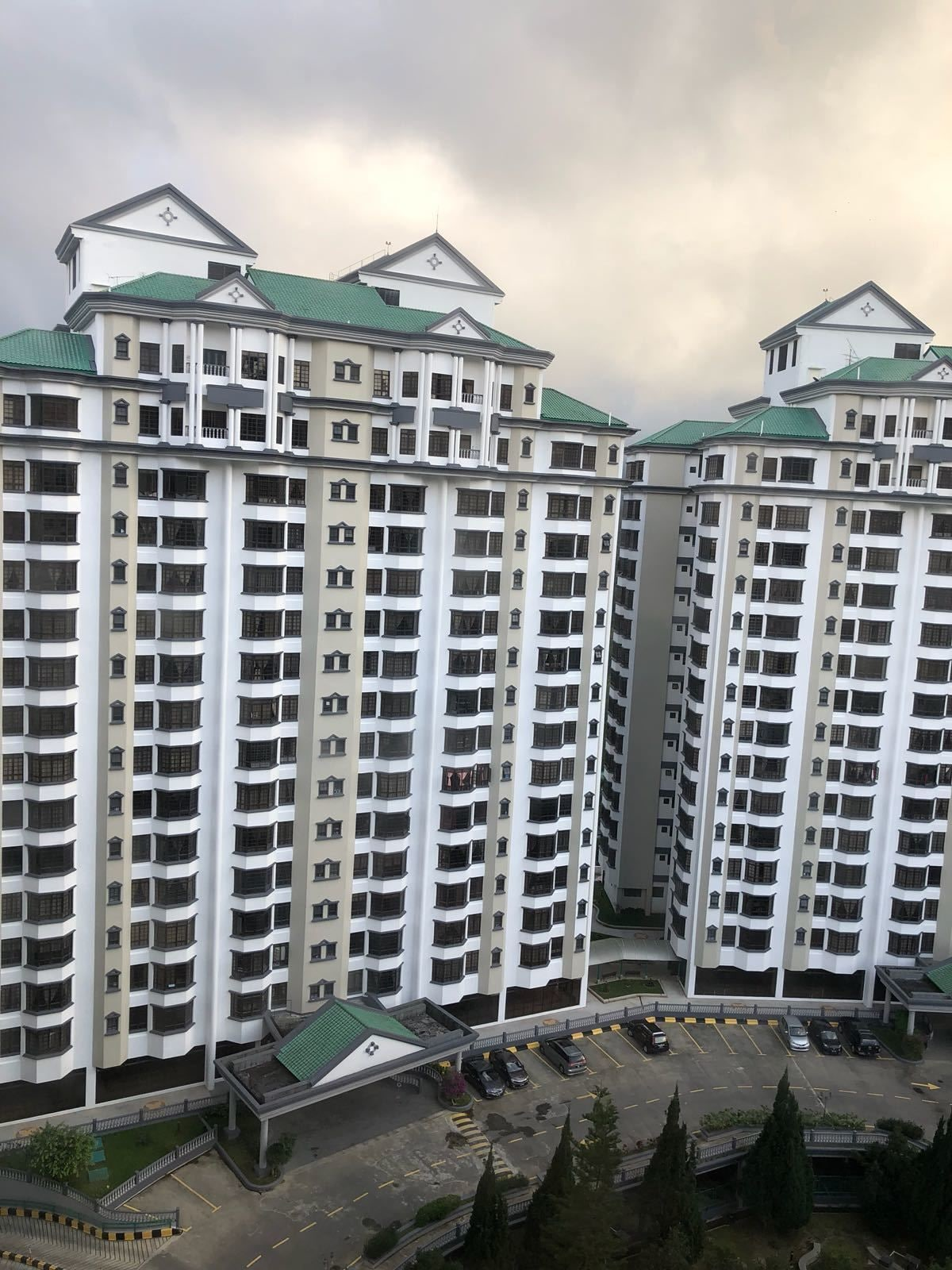 8 Pax Mawar Apartments Genting Highlands, Bentong
