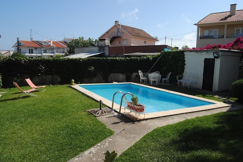 Villa With 2 Bedrooms in Alcabideche, With Private Pool, Enclosed Gard, Cascais