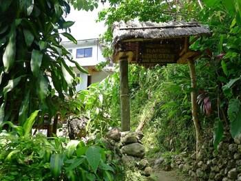 RAMONS NATIVE HOMESTAY AND RESTAURANT Garden
