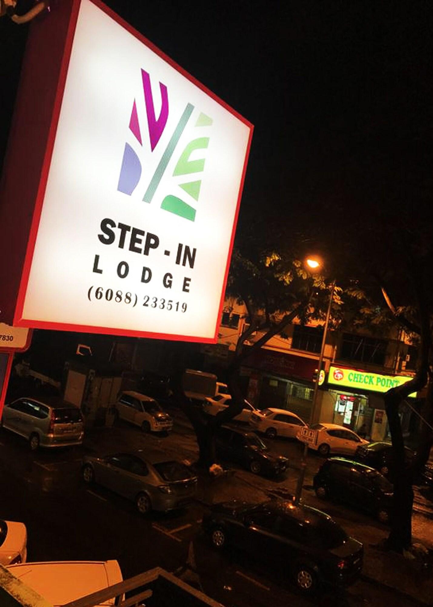 Step-In Lodge, Kota Kinabalu