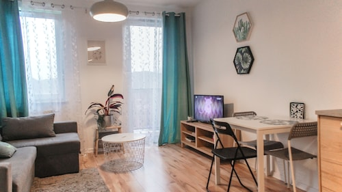 Lublin - Near Train Station Apartment - z Poznania, 29 marca 2021, 3 noce