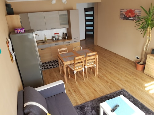 Near Train Station Apartment, Lublin City