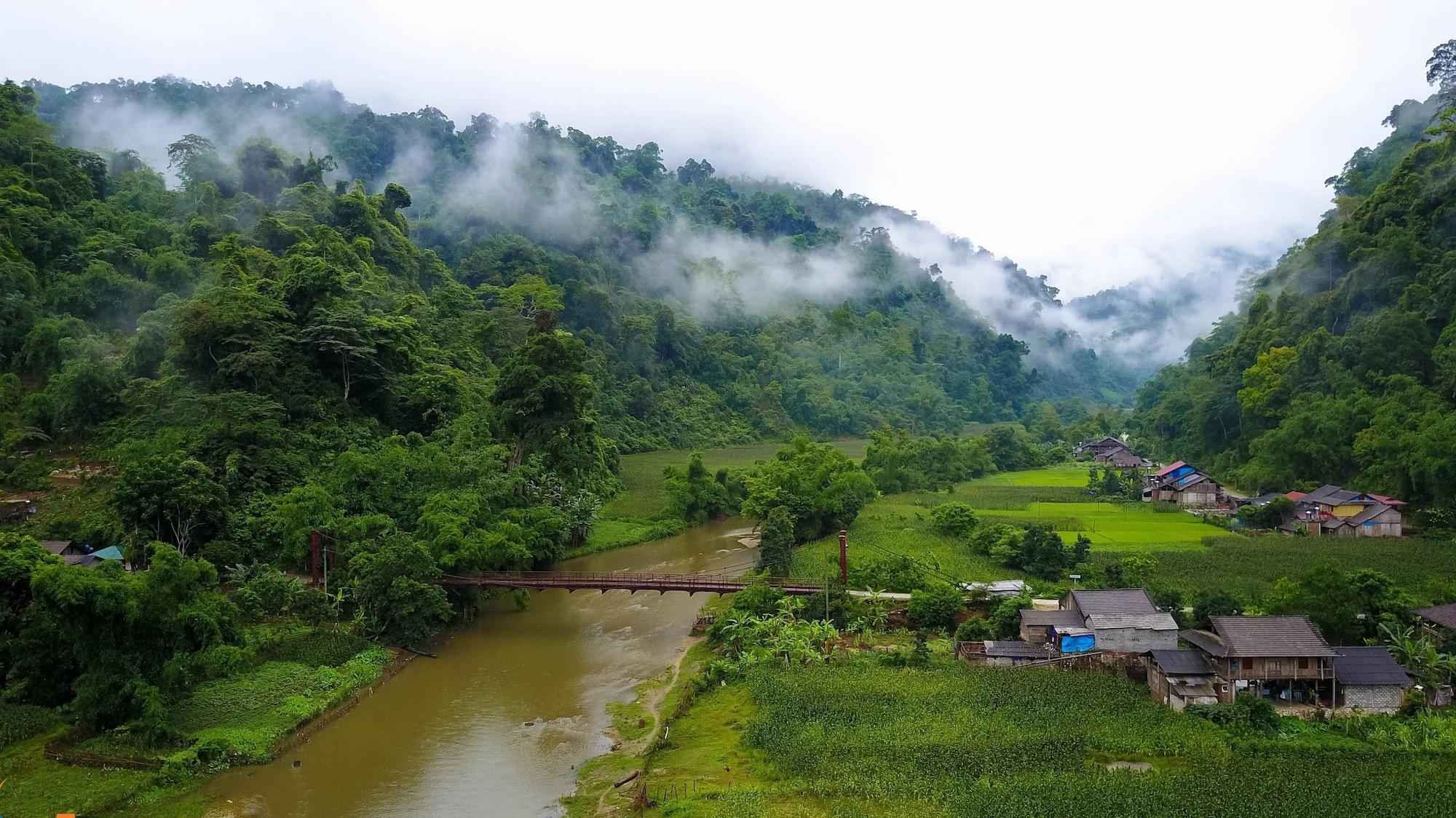 Hoang Chuyen Homestay, Ba Bể