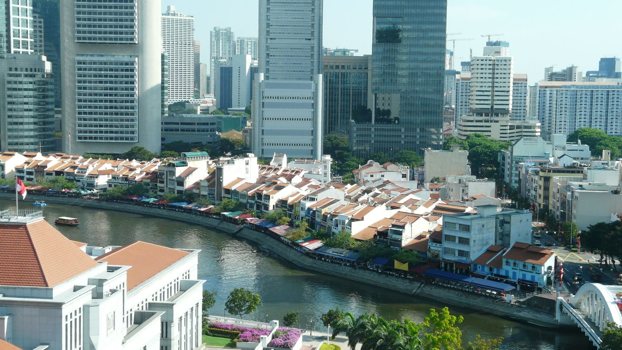 Wanderloft Capsule Hostel, Singapore River