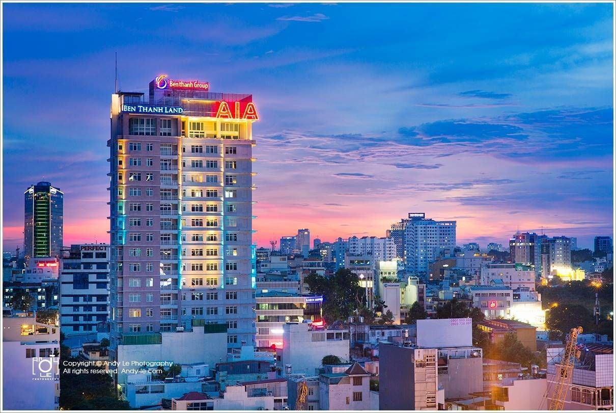 Ben Thanh Tower, Quận 1