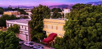 Hotel - Garden Street Inn