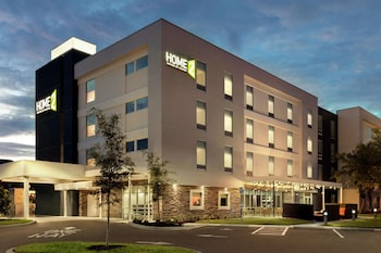 佛羅里達薩拉索塔 - 布雷登頓機場希爾頓惠庭飯店 Home2 Suites by Hilton Sarasota - Bradenton Airport, FL