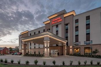 達拉斯普萊諾中心歡朋套房飯店 Hampton Inn and Suites Dallas/Plano Central