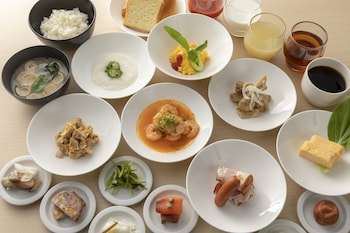 HOTEL WBF GOJO OMIYA Breakfast buffet