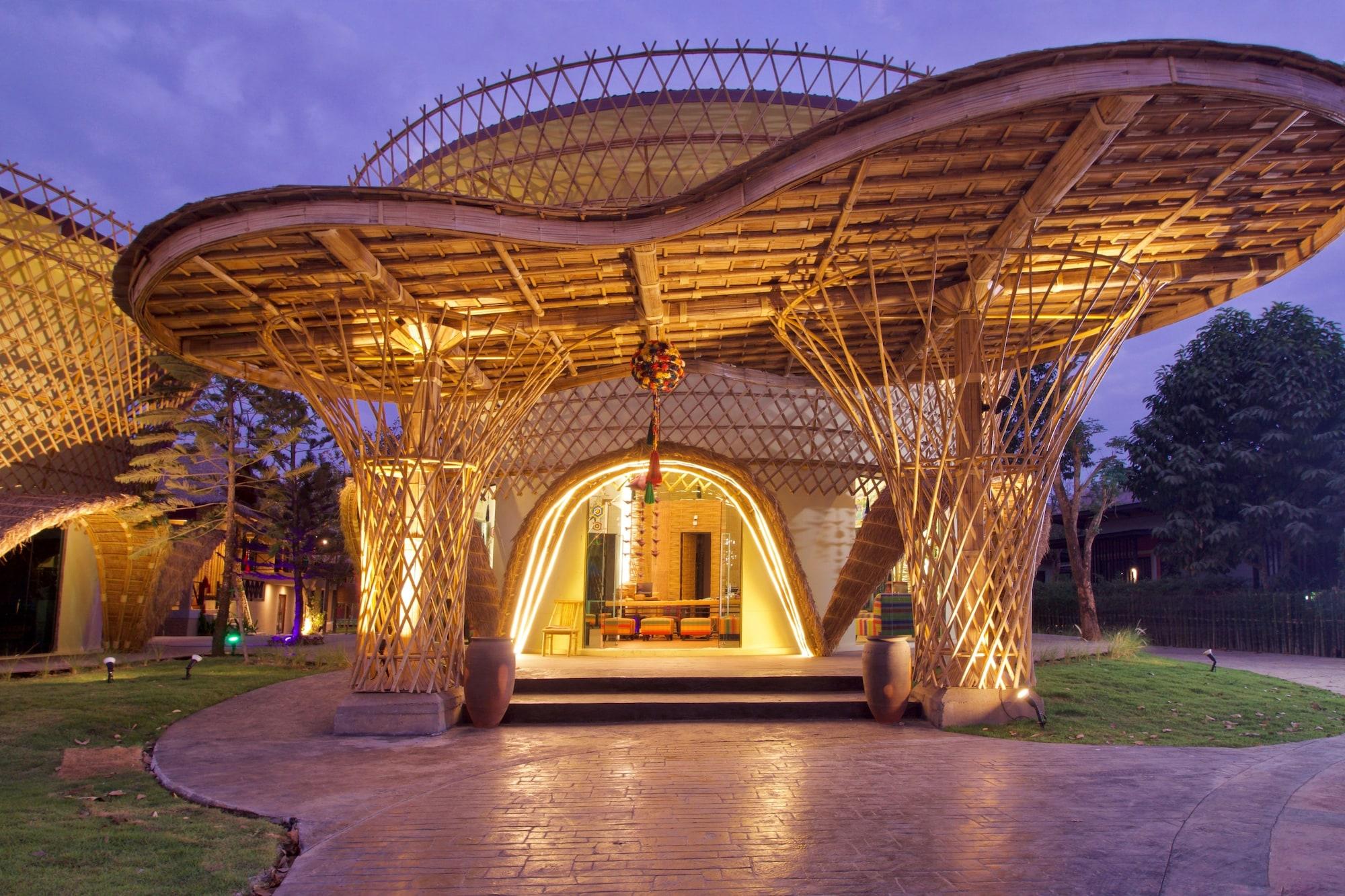 Isaan Isan Resort Khaoyai By Andacura, Pak Chong