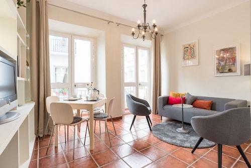 Apartamento Cervantes, Málaga