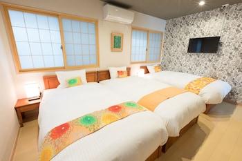 STAY SAKURA KYOTO NISHIJIN Room