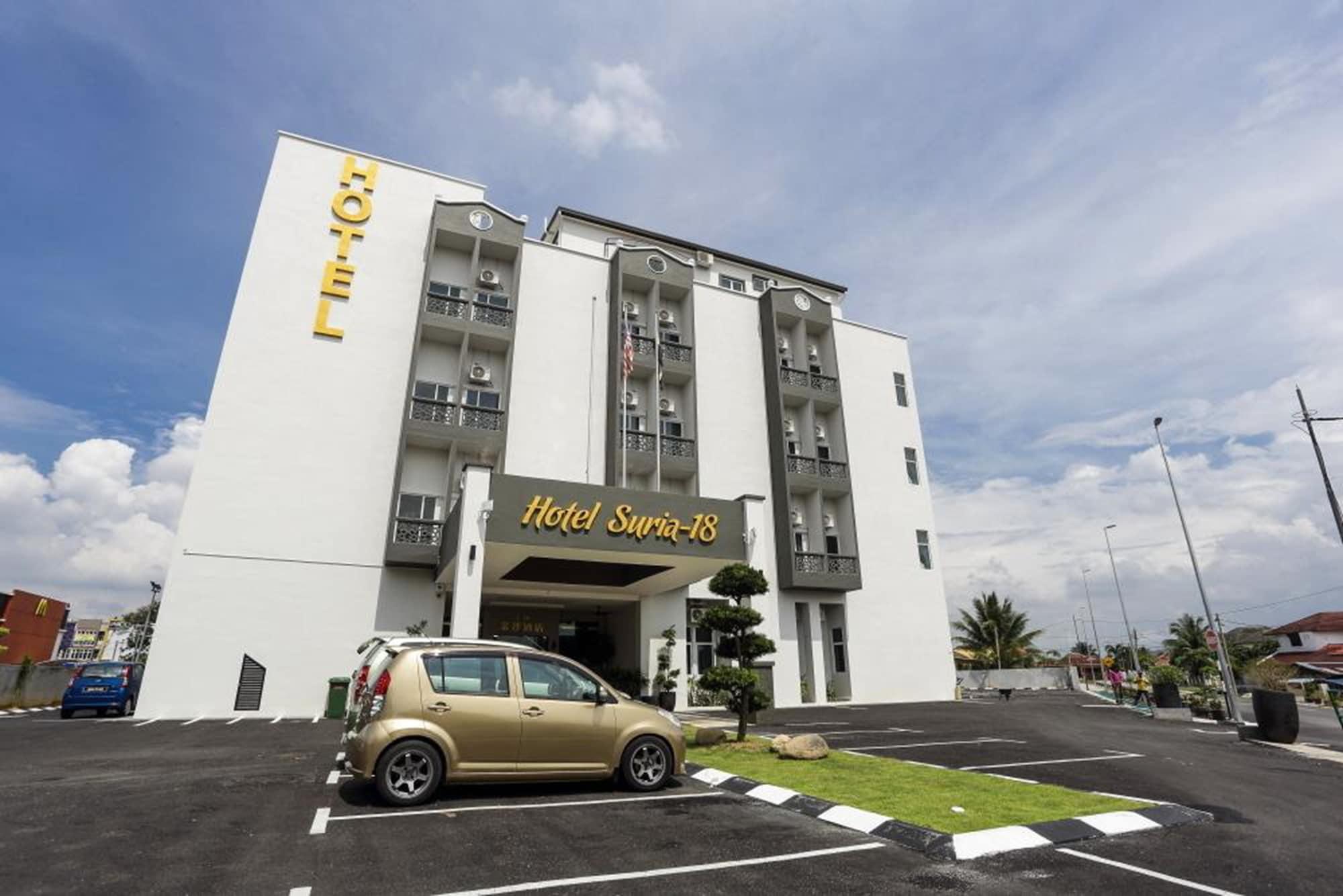 Hotel Suria 18, Kinta