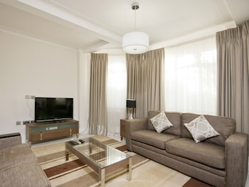 Standard Apartment, 2 Double Beds (Lower Ground Floor)